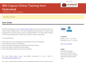 cognos-online-coaching.doattend.com
