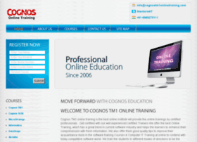 cognostm1onlinetraining.com