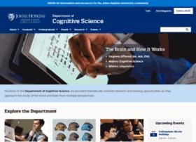 cogsci.jhu.edu