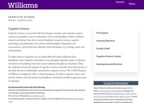 cogsci.williams.edu