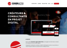 coheractio.com