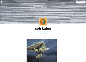 cohkaine.tumblr.com