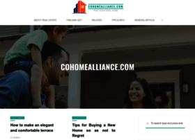 cohomealliance.com