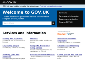 coi.gov.uk
