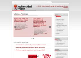 coie.unileon.es