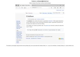 coinbase.net