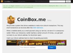coinbox.me