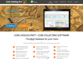 coincollectingsoft.com