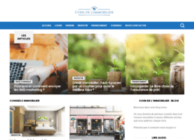 coindelimmobilier.com