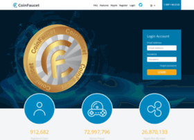 coinfaucet.io