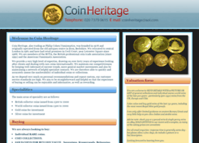 coinheritage.co.uk