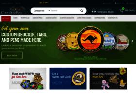 coinsandpins.com