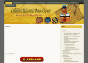 coklatkismisdoa.com