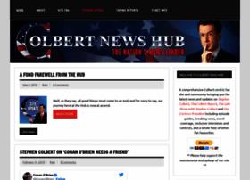 colbertnewshub.com