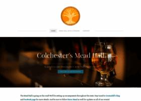 colchestersmeadhall.com