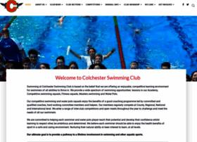 colchesterswimming.com