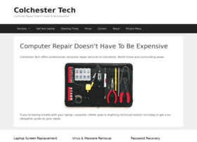 Colchestertech.co.uk
