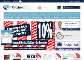 colchonclub.es