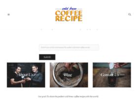 coldbrewcoffeerecipe.squarespace.com