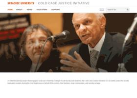 coldcaselaw.syr.edu