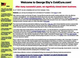 coldcure.com
