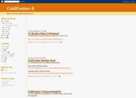 coldfusion8.blogspot.com