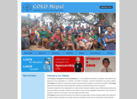 coldnepal.org