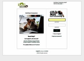 coldnosecompanions.dogbizpro.com