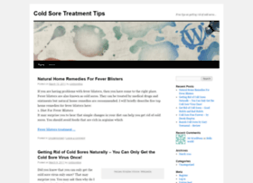 coldsoretips.wordpress.com