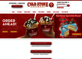 coldstonecreamery.com