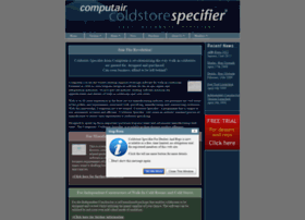 coldstore-specifier.com