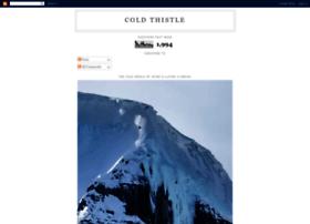 coldthistle.blogspot.com