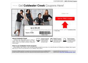 coldwatercreek.couponrocker.com