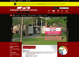 coldwaterschools.org