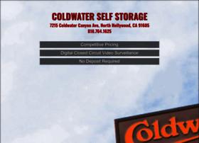 coldwaterselfstorage.com