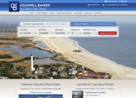 coldwellbankercapemay.com