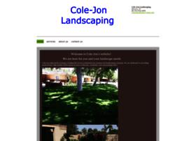 cole-jonlandscape.com