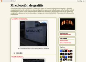 colecciondegrafitis.blogspot.com