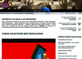 colectivos.adicae.net