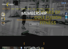 colefusionfitness.com