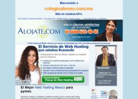 colegioateneo.com.mx