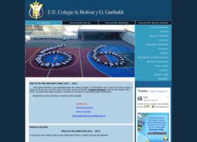 colegiobolivarygaribaldi.com.ve