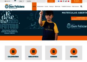 colegiodomfeliciano.com.br