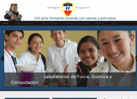 colegioprogresosanmartin.com