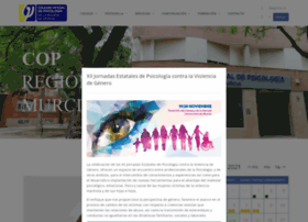 colegiopsicologos-murcia.org
