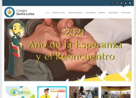 colegiosantaluisa.edu.co
