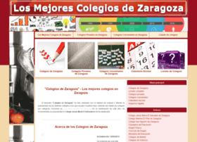 colegiosdezaragoza.com