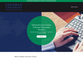 coleman.edu