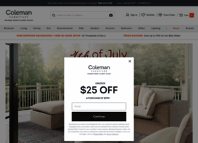 colemanfurniture.com