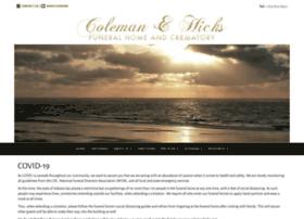 colemanhicks.com